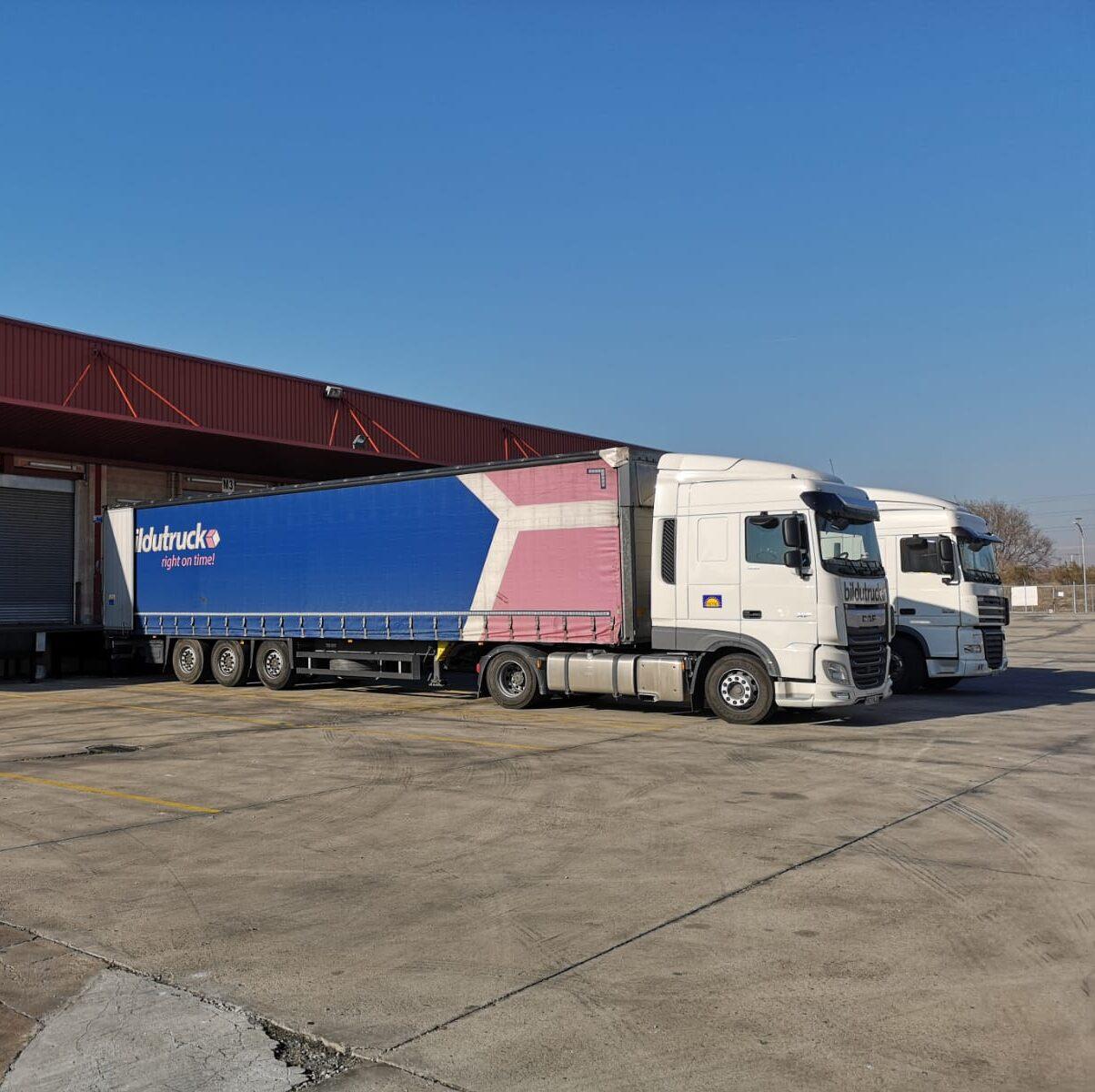Camiones de Bildutruck